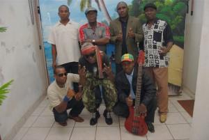 Le groupe Africa Negra a Berlin en août 2014