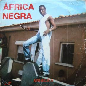 Pochette du disque Africa Negra