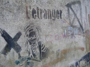 L'étranger à Lisbonne